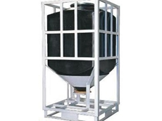 Dry application transportable bulk bin