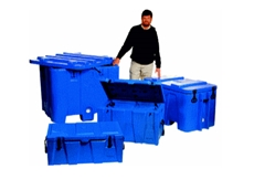 Insulated Cool Bins