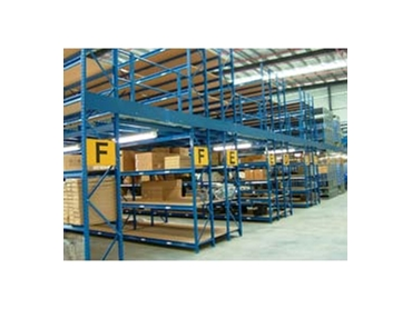 Longspan Shelving Units,