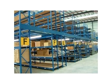 Longspan Shelving for Medium Duty Warehousing and Order Picking Applications from Schaefer Store
