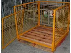 Pallet Safe Timber Pallet Converter