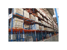Place and Remove Products easily with Selective Pallet Racking from Schaefer Store