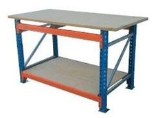 Workbenches from Schaefer Store can hold up to 1000kg