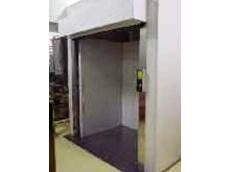 Store Smart freestanding freight hoist