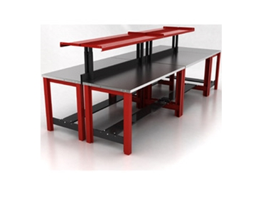 BOSCOTEK Steel Workbenches