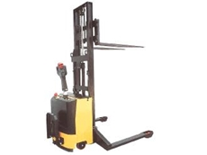 Walkie Straddle Stackers from Schaefer Store