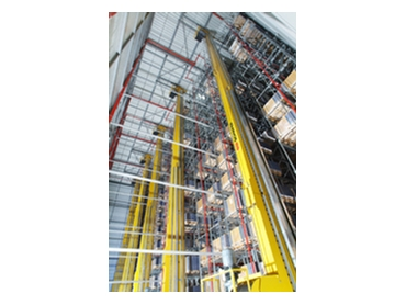 Automated Storage & Retrieval Systems (ASRS) by Schaefer Systems International (SSI)