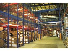 Schaefer Systems International Racking