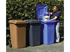 GMT standard wheelie bins