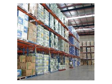 Modular Pallet Racking Systems for a wide variety of Pallet Racking Solutions from Shaefer Systems International