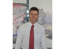 Brad Welsman, Executive General Manager of the Automated Systems Division, Asia Pacific Region