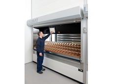 LogiMat delivers a six- to ten-fold increase in order picking speeds, reduced picking errors, and a compact footprint