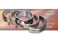 Diverse machinery and plant benefits from quicker bearing replacement with FAG split spherical roller bearings