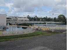 Yarra Valley water plant