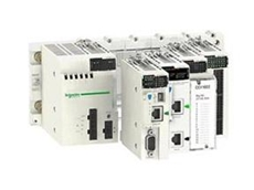 The Modicon M340 automation controllers