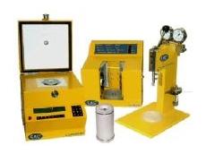 The CP500 calorimeter set.