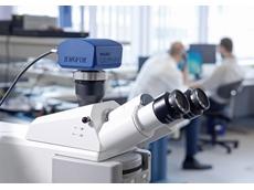 Back Illuminated Microscopy Camera
