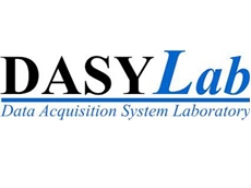 DASYLab allows users to configure custom acquisition, analysis, and control applications in minimal time and without programming