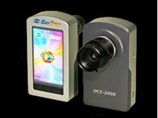 Handheld hyperspectral imager for high performance real time imaging
