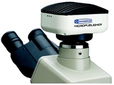 The new MicroPublisher CCD camera.