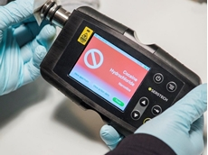Introducing Serstech 100 Indicator handheld Raman spectrometer