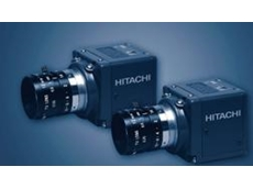 KP-FD140F and KP-FD32F progressive scan cameras from Hitachi