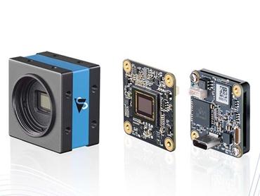 New 3MP/ 5MP board-level, global shutter cameras
