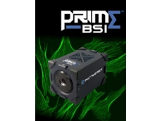 New 4MP Prime BSI sCMOS camera with high resolution