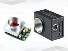 New 5.1MP polarisation machine vision cameras by Pixilink