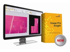 New Image-Pro Insight 8.0 Image Capture, Processing and Measurement Software