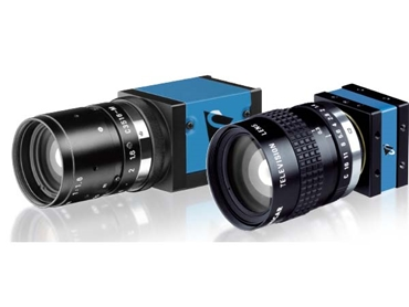 New industrial cameras featuring Sony Pregius global shutter sensors