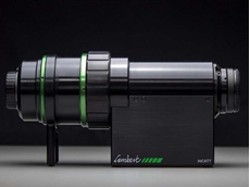 New intensified camera attachment for high speed cameras