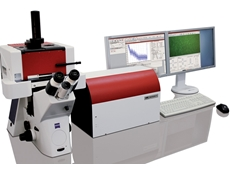 NanoTracker2 optical tweezers system