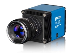 New pco.edge 4.2 back illuminated high resolution sCMOS cameras