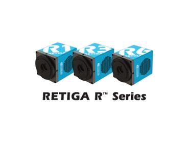 Q Imaging Retiga R Series cameras