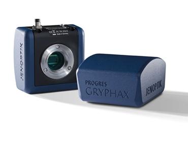 Jenoptik ProgRes Gryphax Cameras