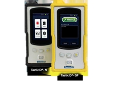 TacticID-GP handheld non-contact analysers