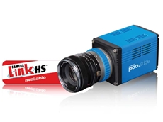 The new Camera Link High Speed (CLHS) interface is compatible with the pco.edge 4.2 and 5.5 sCMOS cameras