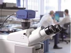 PROGRES GRYPHAX SUBRA microscopy camera