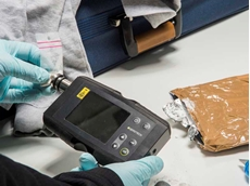 Serstech 100 handheld Raman spectrometers speeding up chemical identification