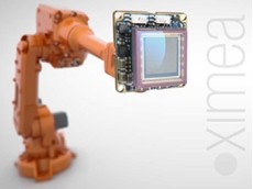 Ximea USB3 cameras for vision guided robots