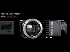 Ximea xiB PCI Express cameras with high speed and resolution