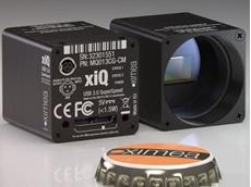 Ximea xiQ ultra compact USB3 industrial cameras