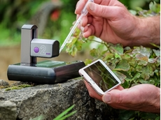 ioLight digital field microscopes for images on the go