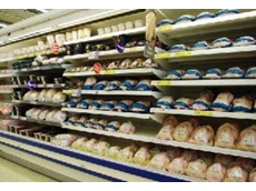 Tesco's bird range is packed in printed CRYOVAC BDF barrier film