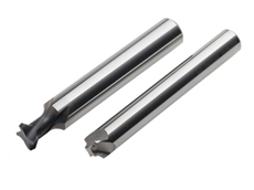 Seco custom engineers tools to profile edges and remove burrs specifically at the entry or exit of holes on critical components