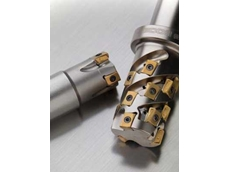 Seco has released a new insert mounting system to its Square T4-08 Helical milling cutter line