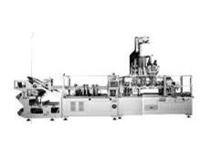 Volpak SG horizontal pouch machine.