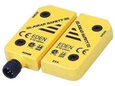 Eden non contact safety switches have a maximum sensing distance of 10mm between points