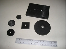 Magro-Pad clamping magnets now available from Serpent & Dove